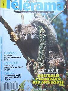 1932-KOALA-L-039-AUSTRALIE-RICCARDO-CHAILLY-JACQUES-DEMY-LADY-DIANA-TELERAMA-1987