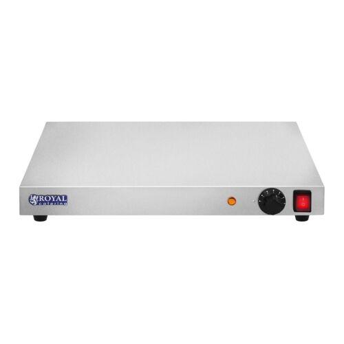 Edelstahl Wärmeplatte Wärmer Speisenwärmer 35-90 °C Warmhalteplatte 250 W