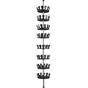Carrusel-para-zapatos-soporte-estanteria-telescopica-giratorio-para-96-zapatos