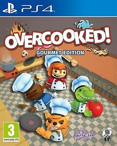 Overcooked-Gourmet-Edition-PS4-Neuf-Scelle