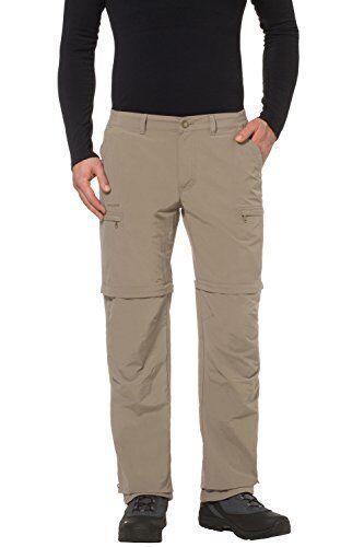 Vaude Farley Zo IV Pantalon Homme Muddy taille 54XL