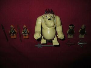 LEGO-LOTR-minifigures-LOT-Goblin-King-Hunter-Orcs-Gundabad-Orcs