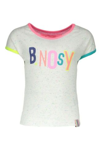 ♥ B Nosy décortiquer ♥ Fille T-Shirt Rainbow Melee Taille 98-164 ♥ y-902-5451-716