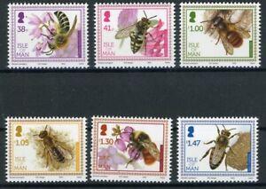 Isle-of-Man-MiNr-1792-97-postfrisch-MNH-Insekten-G349