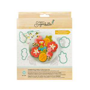 American-Crafts-Sweet-Sugarbelle-Summer-Cookie-Cutters-Template-Set-14-Pieces