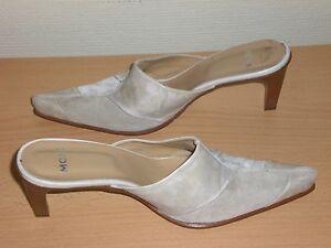 Schuhe Sandalen Pumps für Damen Damenschuhe Gr. Größe 39 von Mexx gut erhalten