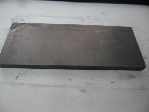SKT Graphite Electrode Rectangle Block Pattern Glass Blow 17.6cm x 6.8cm x 9.9mm