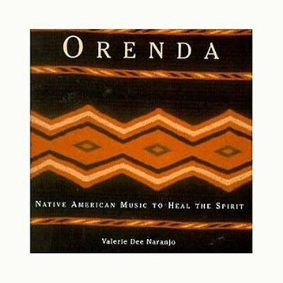 ORENDA Native American Music to Heal the Spirit .CD.NEW