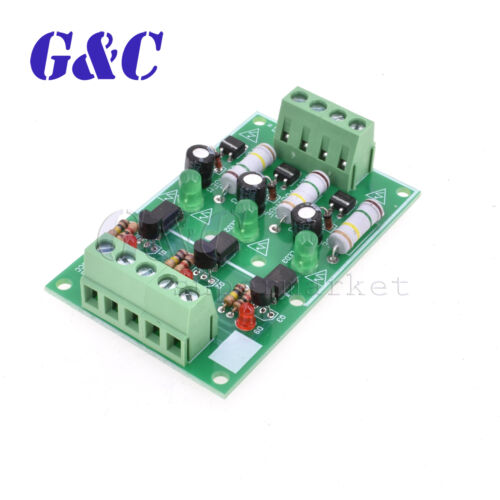 3//4 Channel Optocoupler Isolation Module Opto-isolator High//Low PLC Board