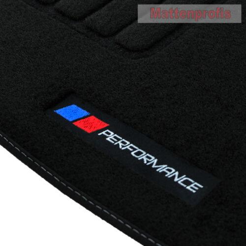 Velours Fußmatten Autoteppich Edition PERFOMANCE für BMW Z3 E36 Bj.1995-2003