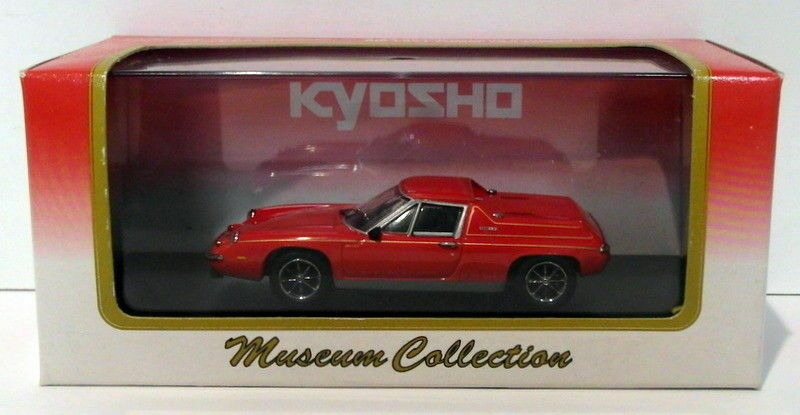 KYOSHO Models  SCALA DIECAST 03073r-LOTUS EUROPA SPECIAL-Rosso