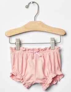 61704b0e5ac2 GAP Baby Girl Size Newborn NWT Pink Bow   Ruffle   Bubble Knit Pull ...