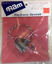 RAM Electronic Devices #08 Electronic Switcher 20Amp Receiver Controlled