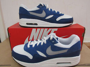 b3fde0e3152192 nike air max 1 (GS) trainers 555766 111 sneakers shoes CLEARANCE