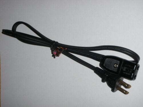 """2pin 36/"""" Power Cord for Presto Hamburger Maker Grill Model 05511"""