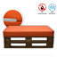 Asiento-o-Respaldo-para-Sofa-de-Palet-Exterior-e-Interior-Grosor-12cm miniatura 8