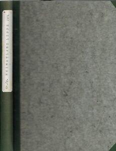 Pays, Lèvre 64. Année/1971 Complet, Lipperland, 6 Volumes I Version Reliée-afficher Le Titre D'origine RéTréCissable