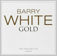 BARRY WHITE - GOLD THE VERY BEST OF 2 CD NEU+++++++++++++++