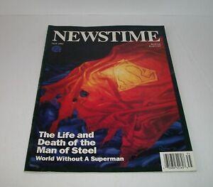 Newstime-1-May-1993-Oneshot-DC-Comics-NM-MT-9-8