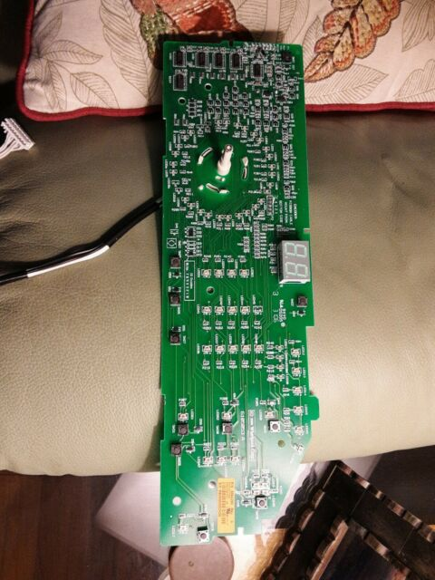 Whirlpool Washer Control Board Part 8564290R 8564290 Model Whirlpool WTW6600SB0