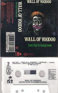 WALL-OF-VOODOO-Seven-days-in-Sammystown-Difficult-CASSETTE-NEW-WAVE