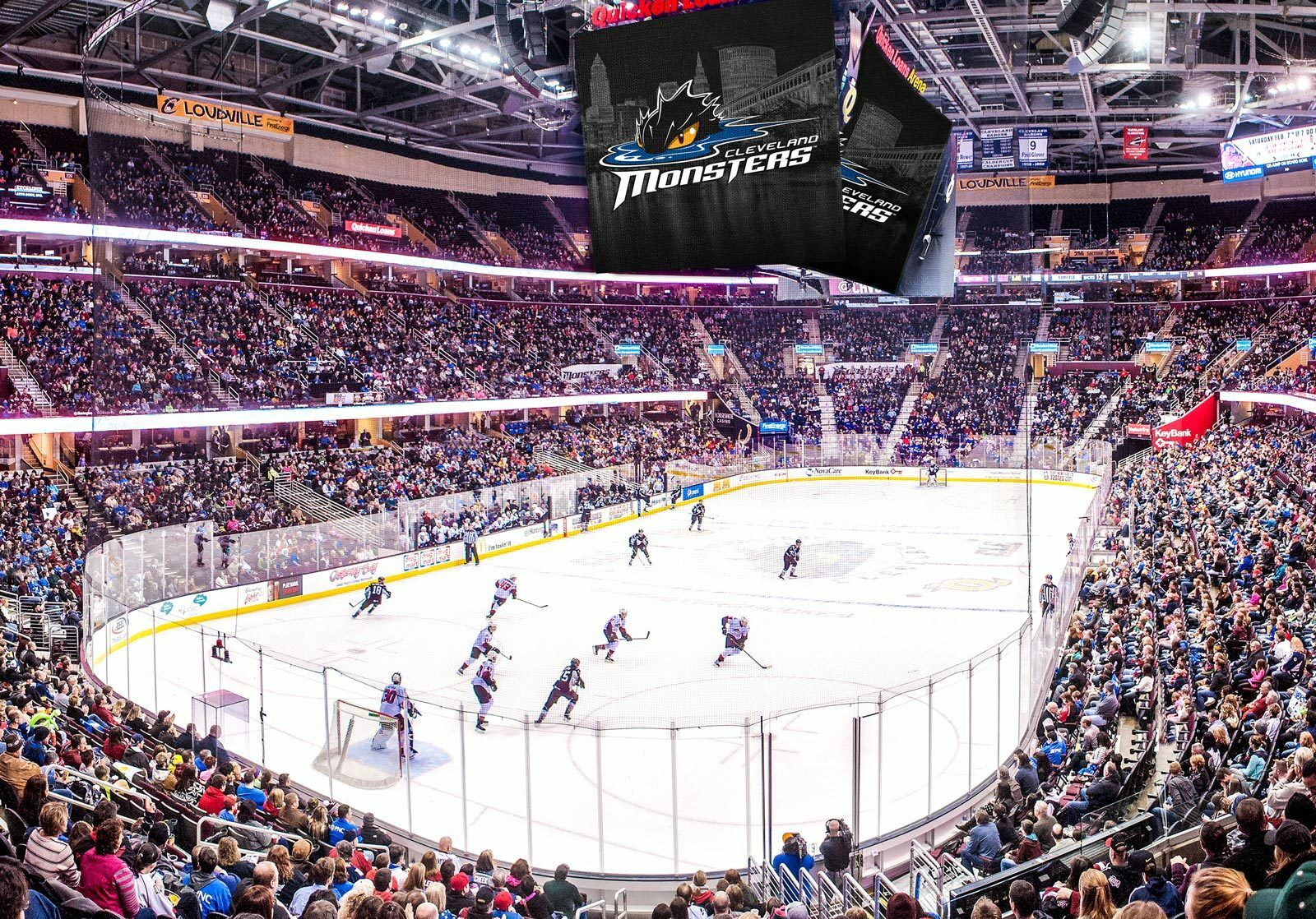 Milwaukee Admirals at Cleveland Monsters Tickets (1-2-3 Friday)