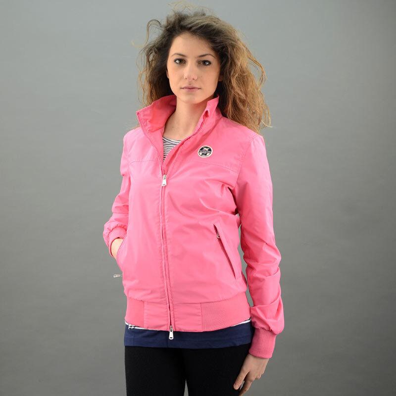 North Sails GIUBBETTO SAILOR WOMAN pink 1313-30 pink mod. 1313-30