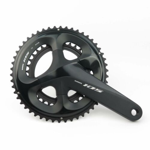 Shimano 105 FC-R7000 2x11 speed 52-36T Road TT Bike Bicycle Crankset OE