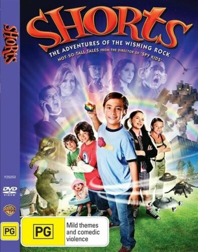 1 of 1 - Shorts (DVD, 2010)