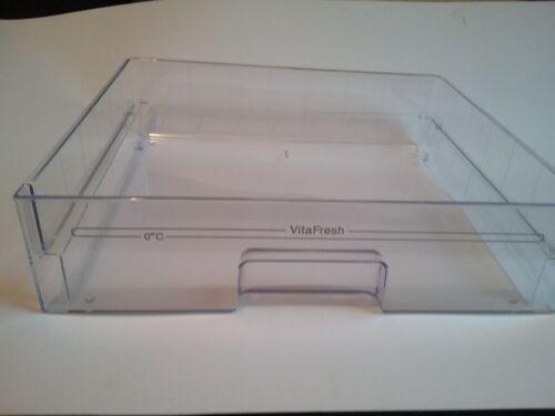 Neff Schublade mittlerer Schubkasten mit Aufschrift Vita Fresh Kühlschrank