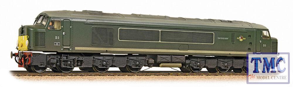32-650DS Bachmann OO Gauge Class 44 D3 ÔSkiddawÕ BR Green - DCC Sound