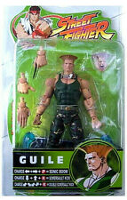STREETFIGHTER 15th Anniversary Series 3  GUILE Blue Variant 16cm PVC Sota