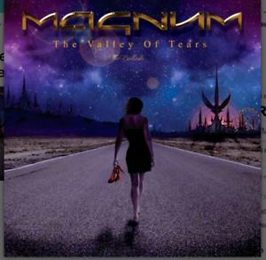 Magnum - The Valley of Tears The Ballads   Blue Purple Vinyl LP 1000 WW  NEU