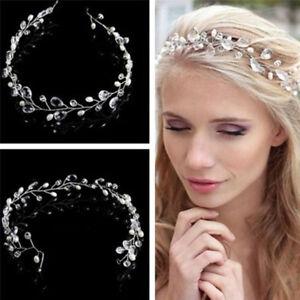 Dettagli su Accessori per capelli da sposa accessori per capelli da sposa e  perline 65401407a1bb