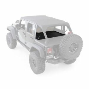 Smittybilt 761435 Tonneau Cover Extension For 2007 2015 Jeep Jk Unlimited 4 Door Ebay