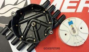 Volvo Penta Distributor Cap & rotor V8 5.7 5.0 3858975 3858977 gxi