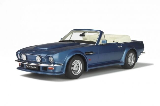 1977 ASTON MARTIN V8 VANTAGE VOLANTE LTD ED 1000PCS 1 18 MODEL GT SPIRIT GT128