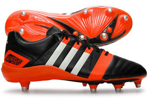 Image is loading adidas-FF80-TRX-SG-II-Rugby-Boots-Black- f4c50edcb9
