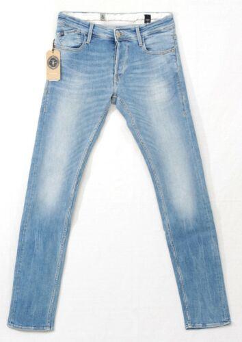 LE TEMPS DES CERISES jeans homme 711 Basic bleu clair slim fit JH 700//11