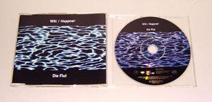 MAXI-SINGLE-CD-DIE-FLUT-WITT-HEPPNER-4-TITRES-ALLEMAND-TRES-RARE-TBE