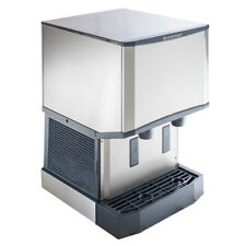 Scotsman Hid525w 1 21 Water Cooled Nugget Style Ice Maker 25 Lbs Capacity