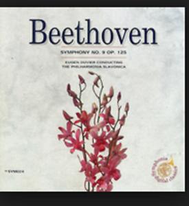 Beethoven-Symphony-NO-9-OP-125-CD-New-Jewel-Case