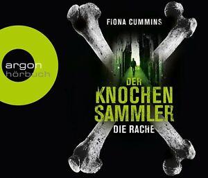 DIETMAR-WUNDER-FIONA-CUMMINS-DER-KNOCHENSAMMLER-DIE-RACHE-6-CD-NEW
