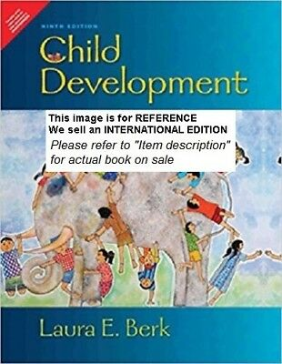 Child development book by laura e berk