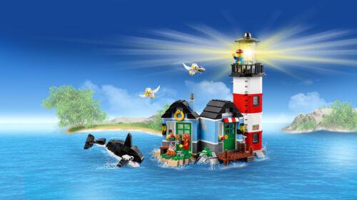 LEGO® Creator 31051 Leuchtturm-Insel NEU OVP/_ Lighthouse Point NEW MISB NRFB