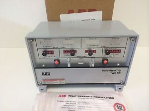 Details about NEW ABB SWITCHGEAR SOLID STATE POWER SHIELD TRIP UNIT  609902-T503 SS3