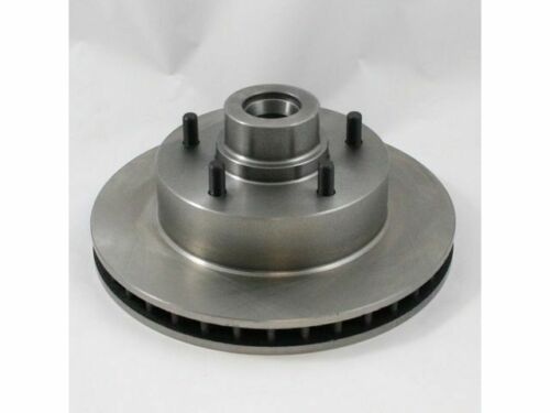 For 1985-1994 Dodge B250 Brake Rotor and Hub Assembly Front 66921PR 1990 1993