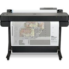 Hp Designjet T630 Large Format Wireless Plotter Printer 36 With Convenient
