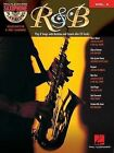 Saxophone Play-along: R&B (Book/CD): Volume 2 by Hal Leonard Corporation (Mixed media product, 2014)