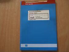 VW Corrado Werkstatthandbuch Reparaturleitfaden K-Jetronic / VEZ- Zündanlage